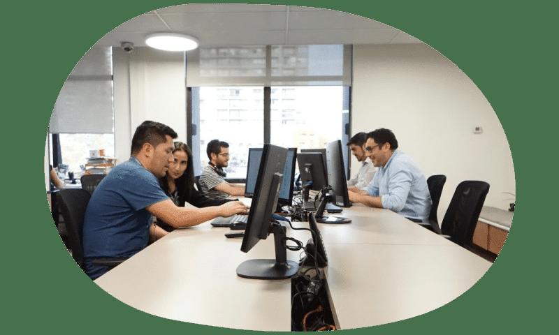 Espacios de trabajo colaborativos van dejando atrás la clásica oficina de cubículos