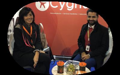 Grupo Cygnus ofreció un centenar de puestos de trabajo. inclusión y diversidad