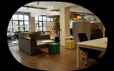 Nuevas formas de trabajar derivan en rediseño de espacios laborales