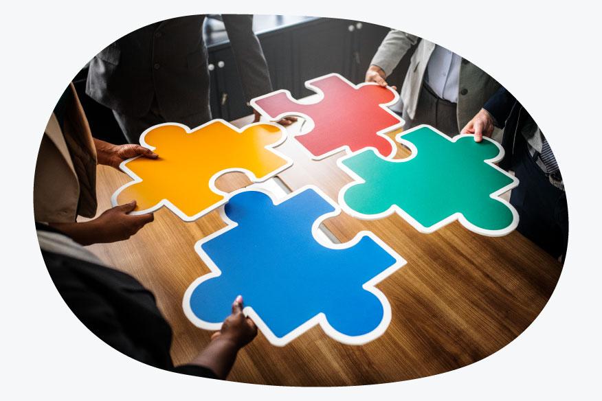 Trabajo colaborativo ¿Competencia o Colaboración?